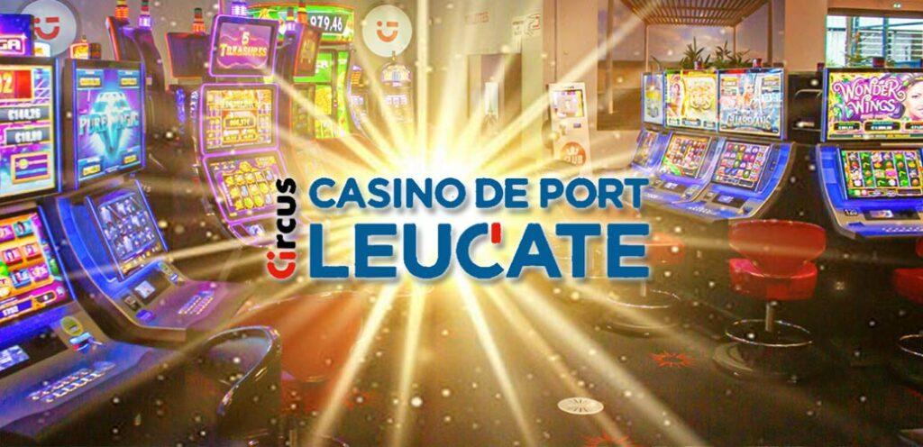 Casinos et jeux à Leucate